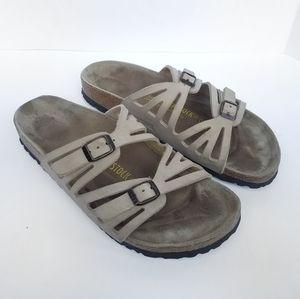 Birkenstocks | Granada Double Strap Sandal Size 39